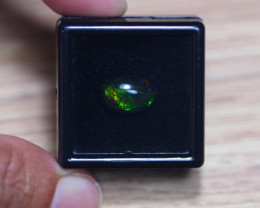 2.43Ct Natural Ethiopian Welo Smoked Opal Lot WD293