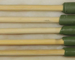 NO RESERVE!! Dopping Sticks- Pack of 5 Sticks [37505] 53FROGS