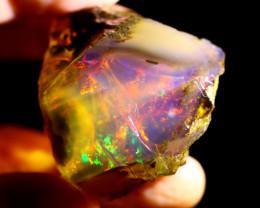 162cts Ethiopian Crystal Rough Specimen Rough / CR5241