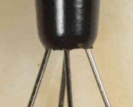 Brass Opal Grabber -Black  [37623]
