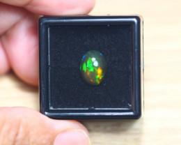 1.56Ct Natural Ethiopian Welo Smoked Opal Lot D321