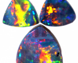 1.92 CTS  OPAL DOUBLET SET 3 [SO2156]