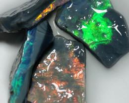 DANG! Top Botch AAA Grade Multicolour Black Seams of Mulga Field-$1200 RRP