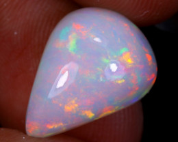 5.88cts Natural Ethiopian Welo Opal / UX1384