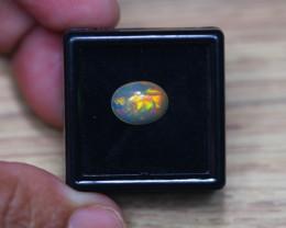 1.69Ct Natural Ethiopian Welo Solid Opal Lot D297