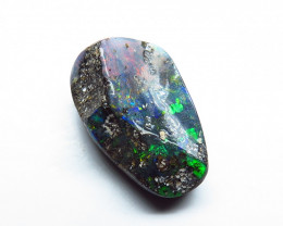 2.94ct Australian Boulder Opal Stone
