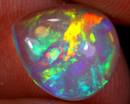 1.98cts Natural Ethiopian Welo Opal / UX1467
