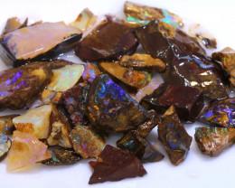 100 cts Yowah Opal Offcut Chip Rough Parcel ADO-10002       adopals