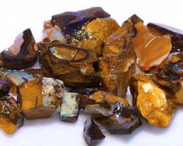 100 cts Yowah Opal Offcut Chip Rough Parcel ADO-10005       adopals