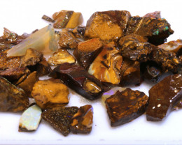 100 cts Yowah Opal Offcut Chip Rough Parcel ADO-10011       adopals