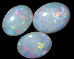 2.31 CTS  WHITE FIRE OPAL PARCEL CALIBRATED  [CP7889]