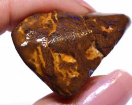 75.89 Carats Yowah Opal Rub ANO-3097