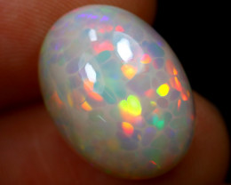 5.84cts Natural Ethiopian Welo Opal / BF9602