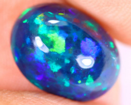 2.66cts Natural Ethiopian Smoked Welo Opal / BF9621