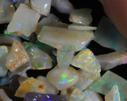 NO RESERVE!! #1 NNOPALCHIPS   -Rough Opal Chips [37961] 53FROGS
