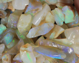 NO RESERVE!! #9 NNOPALCHIPS   -Rough Opal Chips [37974] 53FROGS