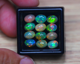 7.01Ct Natural Ethiopian Welo Solid Opal Lot S118