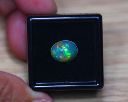 1.83Ct Natural Ethiopian Welo Solid Opal Lot S121