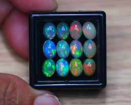 7.11Ct Natural Ethiopian Welo Solid Opal Lot D140