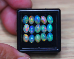 5.04Ct Natural Ethiopian Welo Solid Opal Lot D142