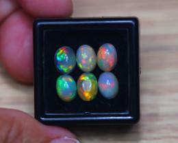 4.88Ct Natural Ethiopian Welo Solid Opal Lot D143