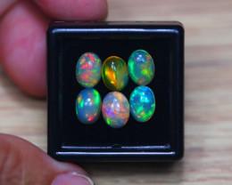 3.92Ct Natural Ethiopian Welo Solid Opal Lot D144