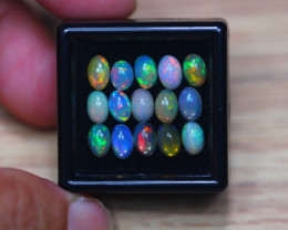 4.31Ct Natural Ethiopian Welo Solid Opal Lot D147