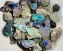 144 CTs of Bright Rough Opals With Nice Pieces to Cut#277