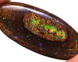 Yowah Boulder Opal Stone AOH-1159 - australianopalhunter