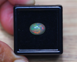 1.29Ct Natural Ethiopian Welo Solid Opal Lot D156