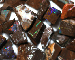 427.67 CTS BOULDER OPAL ROUGH OFFCUTS [PS781]