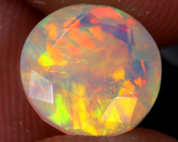 1.97cts Natural Ethiopian Faceted Welo Opal / UX1588