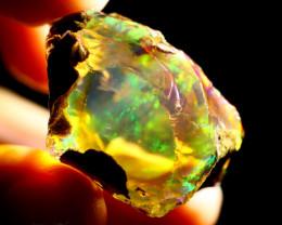 121cts Ethiopian Crystal Rough Specimen Rough / CR5306