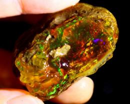 101cts Ethiopian Crystal Rough Specimen Rough / CR5323