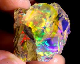 63cts Ethiopian Crystal Rough Specimen Rough / CR5325