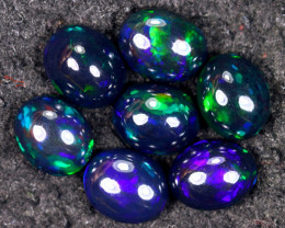15.30cts Natural Ethiopian Welo Smoked Opal LOTS / UX1652