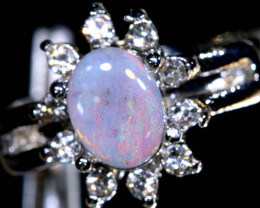20.80 CTS SOLID OPAL RING OF-3008 OPALSFOREVER