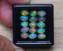 5.30Ct Natural Ethiopian Welo Solid Opal Lot S161