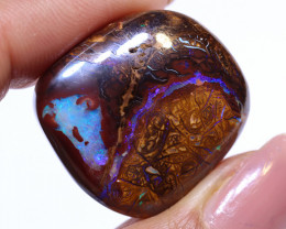 44.70 Carats Koroit Opal Cut Stone ANO-3178