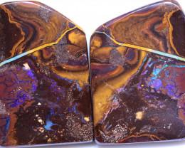 408.63 carats YOWAH OPAL PAIRS ANO-3194
