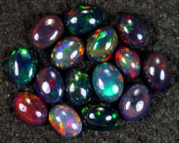 SMOKED WELO OPAL  11.40cts Parcel Lot  Opal / BF9783