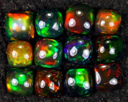 SMOKED WELO OPAL  15.71cts Parcel Lot  Opal / BF9790
