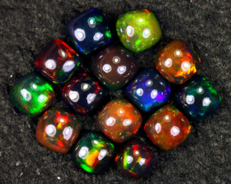 SMOKED WELO OPAL  19.41cts Parcel Lot  Opal / BF9831