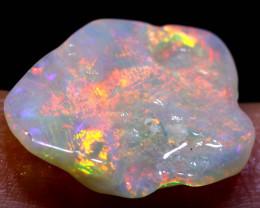 5.45 cts Dark Base Opal Rough From Lightning Ridge DT-A5626    Dreamtimeopa