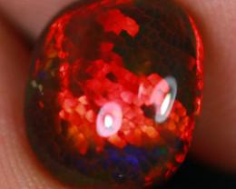 2.33 CT Dark Base!! Rare Quality Natural Ethiopian Opal S1-24