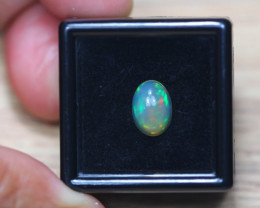 1.41Ct Natural Ethiopian Welo Solid Opal Lot D202