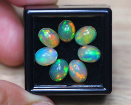 6.51Ct Natural Ethiopian Welo Solid Opal Lot S183