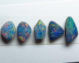 Assorted Australian Doublet Opal Parcel