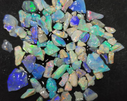 SUPER FINE ROUGH BRIGHT COLORFUL  CHIPS INLAY