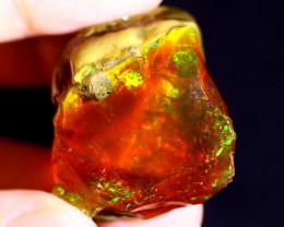 98cts Ethiopian Crystal Rough Specimen Rough / CR5343